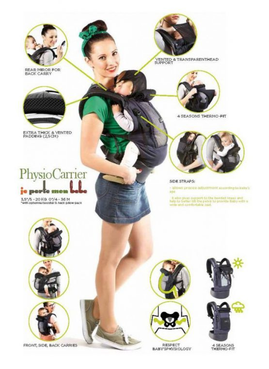 Newborn Carrying JPMBB Physiocarrier physiological position newborn je porte mon bebe buckle carrier buy sling hire carrier sling library sling rent rental try before you buy baby toddler