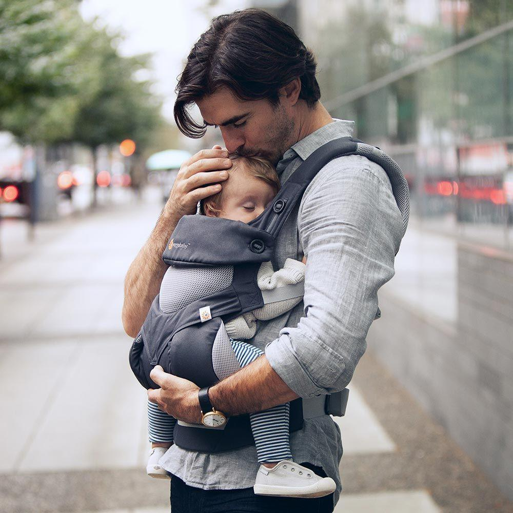 Ergobaby 360 Cool Air Mesh- Carbon Grey