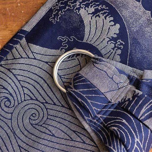 Oscha Okinami Eventide Ring Sling [Left Shouldered]