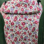 integra size 1 2 3 baby toddler prechool prechooler unstructured connecta sarah sadler autumn fauna luxury beauty sling carrier newborn sling hire sling library sling rental fleur print