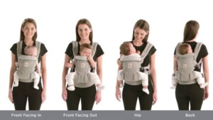 Ergobaby Omni 360 all positions