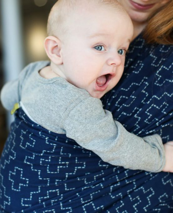 sling library hire rent try before you buy baby sling premature carrier boba stretchy wrap two way newborn persimmon sashiko