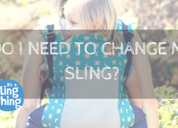 do i need to change my sling too big too heavy forward facing looking out see the world toddler tula coast aurora sling library carrier baby sling rent hire try before you buy