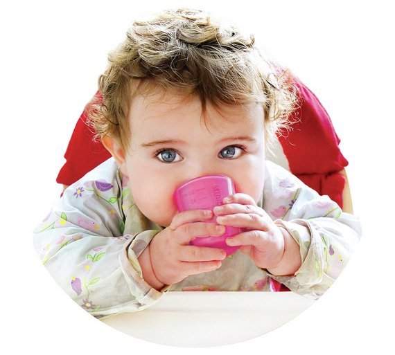 babycup award-winning the little cup th the right size for little hands and mouths that's kind to baby teeth first cups measuring