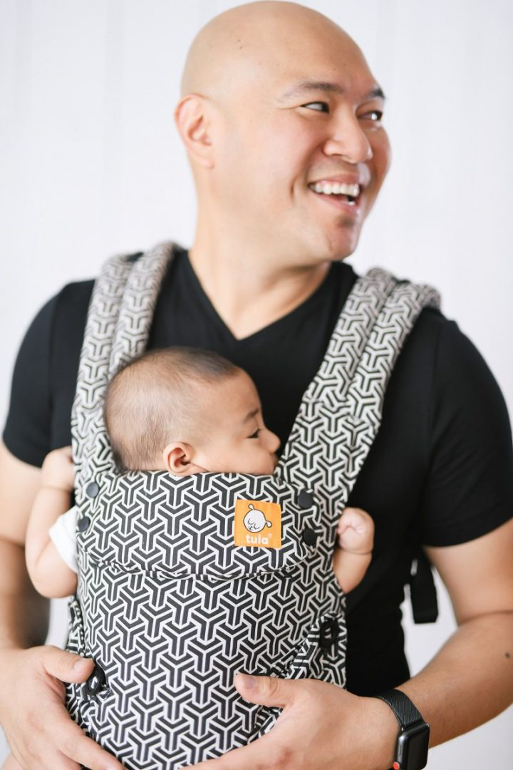 tula explore forever buckle carrier grey
