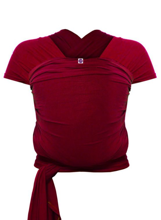 izmi baby wrap it's a sling thing newborn sling carrier baby sling sling library sling hire sling shop red