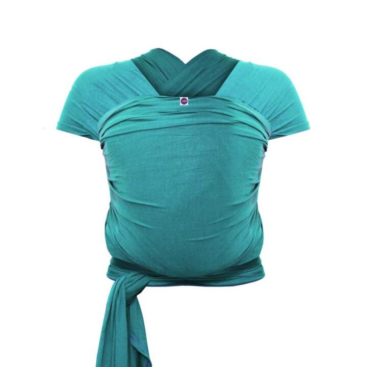 izmi baby wrap it's a sling thing newborn sling carrier baby sling sling library sling hire sling shop teal