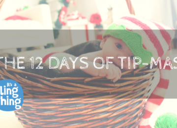12 days of tip mas