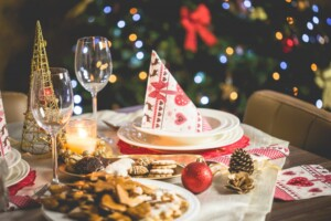 festive family traditions food