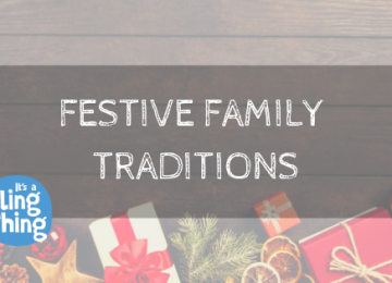 family traditions header