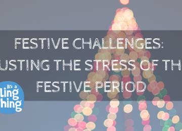 festive stress