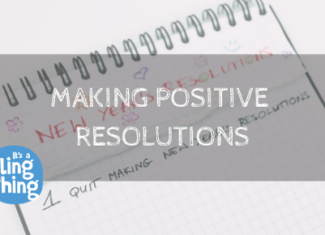 positive resolutions
