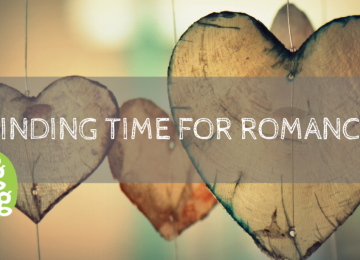 finding time for romance