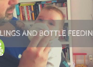 bottle feeding header