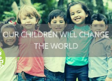 children change the world