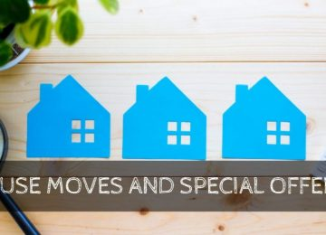 House Moves and Special offers